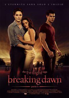 The Twilight Saga - Breaking Dawn Part 1.