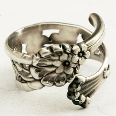 Spoon ring...ugh. Wish i hadn't lost my mother's.