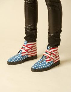 18217f35128a American flag boots American Pride