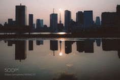 Chasing sunset by kenji87 #architecture #building #architexture #city #buildings #skyscraper #urban #design #minimal #cities #town #street #art #arts #architecturelovers #abstract #photooftheday #amazing #picoftheday
