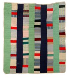 extraordinary, antique African-American quilts