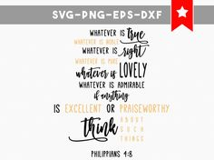 think good svg file motivational quotes svg by PersonalEpiphany