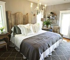 creative home decorating | Gallery of 35 Creative Headboard For Bedroom Ideas