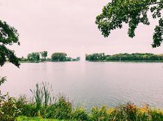 Malta Lake, Poznań #travel #erasmus #food #poland #girl #photography #lake #green