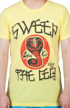 Sweep the Leg Shirt... I need this in my life