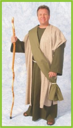 Homemade Bible Character Costumes