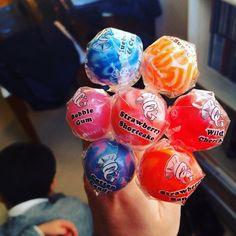 새해복 마니 받으세요! #롤리팝 #lollipops #롤리팝메들리 #솜사탕맛 #풍선껌맛 #사탕 #달콤 #캔디 #medley by hyekyungjin