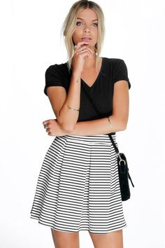 Skater Skirt Looks