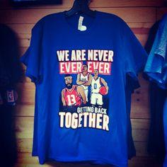 Best NBA related shirt ive seen -