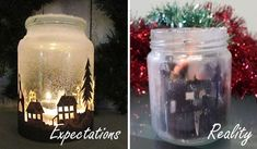 35 Christmas Fails and A Few Wins That Will Definitely Make Your Holiday - Funny Pictures Images, Pinterest Fails, Just Give Up, Halloween Candles, Xmas Decorations, Christmas Crafts, Hilarious, Make It Yourself, Holiday