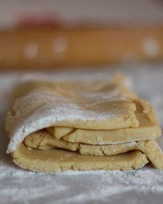 Paleo Puff Pastry made with Cassava flour (Paleo, low-FODMAP, AIP, Gluten-free)