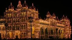 Via Mysore : The Royal Way. Since I am in Chennai from July it's been a pending dream of mine to go and visit Mysore and finally this New Year eve I was s Mysore, Palaces, Cathedral, Indian, Travel, Viajes, Palace, Cathedrals, Destinations