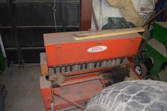 Rodgers PTO Slit Seeder - For Sale - TurfNet.com