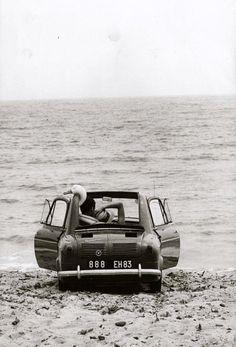 """Jean-Loup Sieff """"Vacances à deux""""   France 1960s"""