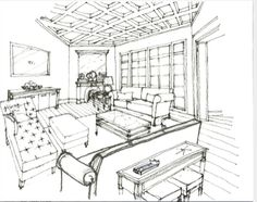 Perspective Drawing, Screen Shot, Chair, Furniture, Home Decor, Decoration Home, Room Decor, Home Furnishings, Stool