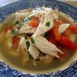 THM E Recipes — Counting All Joy  Chicken Basil Stir Fry Soup