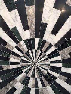Kelly Wearstler's New Tile Collection for Ann Sacks via La Dolce Vita   www.ladolcevitablog.com