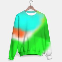 Green space Sweater
