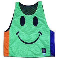 Glow in the dark pinnie. I am buying this. Oh, its reversable too.