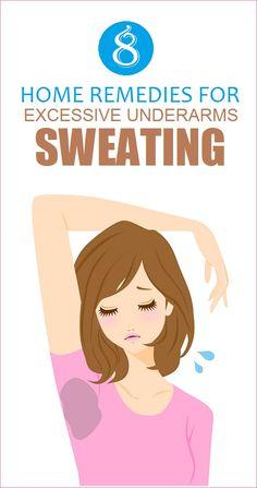 control Excessive Underarm Sweating