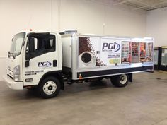 #vehiclegraphics #vehiclewraps #vehiclelettering #installationservices #vehiclegraphicsdesigns #SignaramaColorado #Signs #colorado digitally printed vinyl graphics for trailer wrap for PGI Services