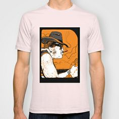 Convoy T-shirt by Christopher Chouinard - $18.00