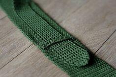 Ravelry: Hæklet slips - Crochet Tie by Emilie Tholstrup