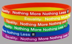 Human Rights Bracelets To Raise Awareness And Make These Laws Practical