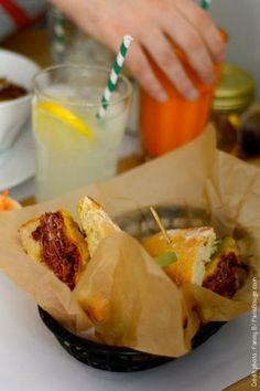 restaurant paris paperboy resto brunch