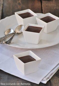 Natillas con cacao puro Valor