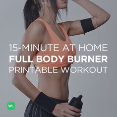 Free Printable Workout Plans for Men & Women from Workout