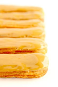 Les Éclairs au Café - recipe (french) with photos