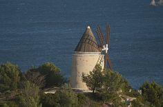 [Martigues] Le moulin (par FredArt)