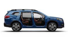 2019 Subaru Ascent Modifications