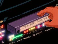 90s, cassette, and retro image