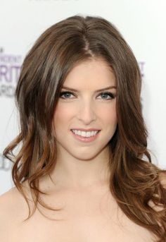 Author Amy Matayo would cast Anna Kendrick as Kristin Quinn in a film version of her novel IN TUNE WITH LOVE