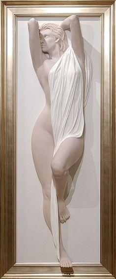 Bill Mack   Relief sculptor   Tutt'Art@   Pittura * Scultura * Poesia * Musica  