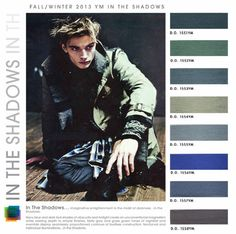 mens color trends fall winter 2013 2014, trend 5