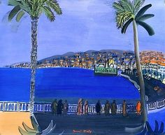 Suggested artist: Raoul Dufy | Flickr - Photo Sharing!