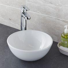 Seville ceramic counter top basin £26.95
