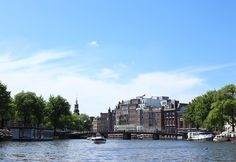 In photos: Summer boat rides in Amsterdam : As the Bird flies... Travel and Other Journeys