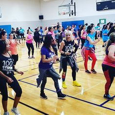 Had a blast hanging with the fitness dance instructors in Dallas. #goodtimes #dchorfitness #dj #bringtheclubtoyou