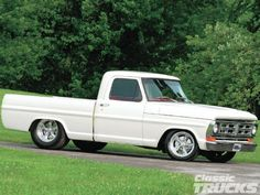 1971 Ford F-Series - Classic Trucks Magazine