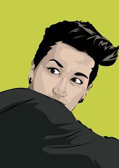 C'est moi. Design by Giovanna Trucco.