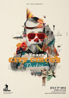 2 years City circus - faze.gr