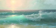 Image result for viktor luzik wave art