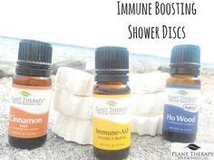 Immune Boosting Shower Discs