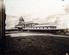 Estación Central, 1875