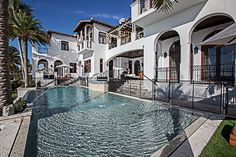Kardashian house in Miami