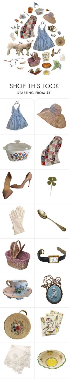 """""""just west of a lover's lie"""" by detachedanddiscontent ❤ liked on Polyvore featuring Tara Jarmon, Greenland Home, Christian Louboutin, Mark & Graham, Cartier, Vintage, Cavallini & Co., Bocage, Balcony and Bed and Villeroy & Boch"""